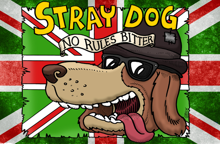 Stray Dog Bitter Ale
