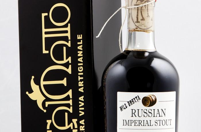 Russian Imperial Stout – Wild Bretta