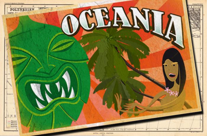 Oceania Farmhouse IPA