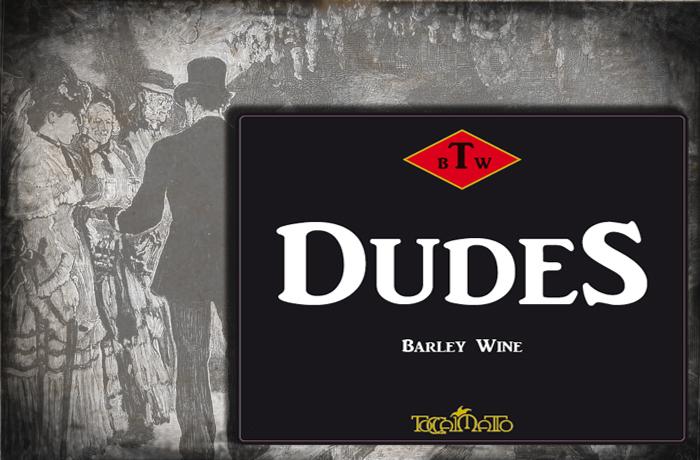 Dudes English Barley Wine