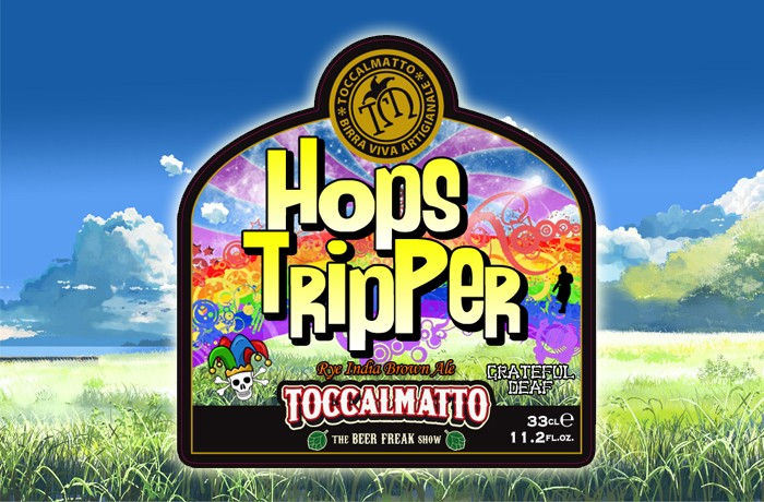 Hops Tripper India Rye Brown Ale