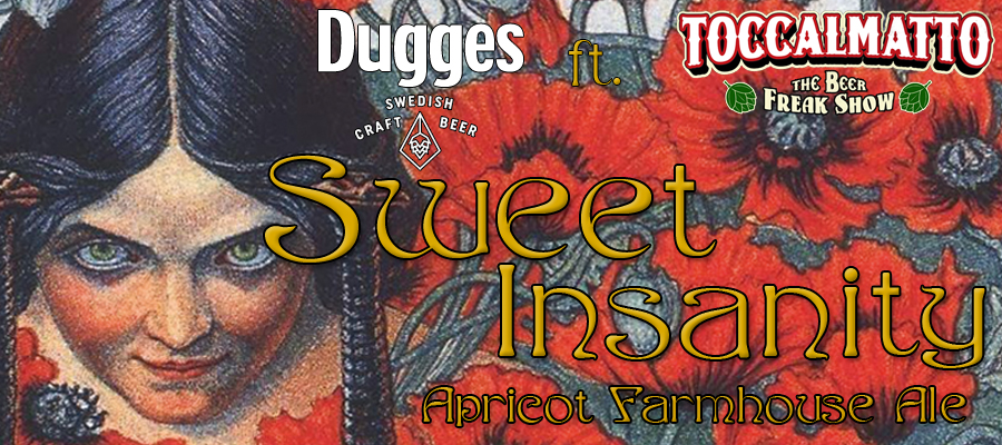 Toccalmatto + Dugges: SWEET INSANITY!