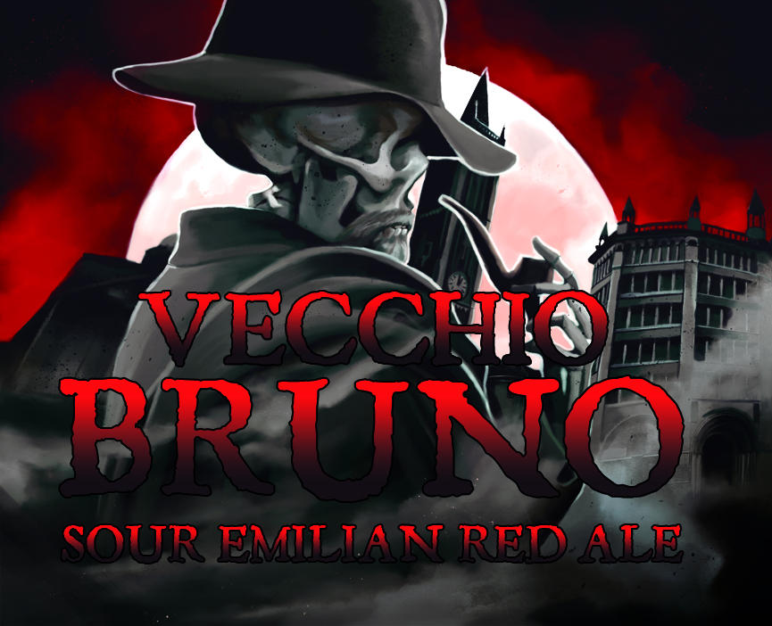 VECCHIO BRUNO Sour Emilian Red Ale