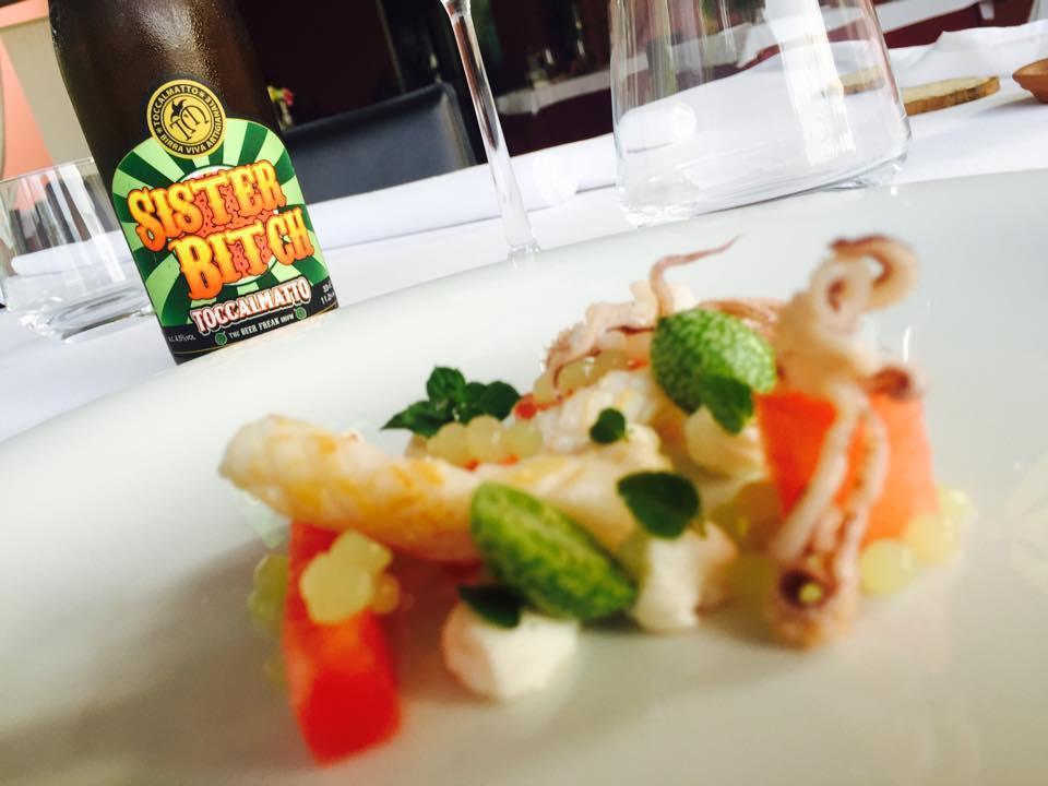 #epicbeerpairings: anguria e calamari
