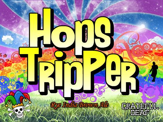 Greatful Deaf is back: Hops Tripper 2015!