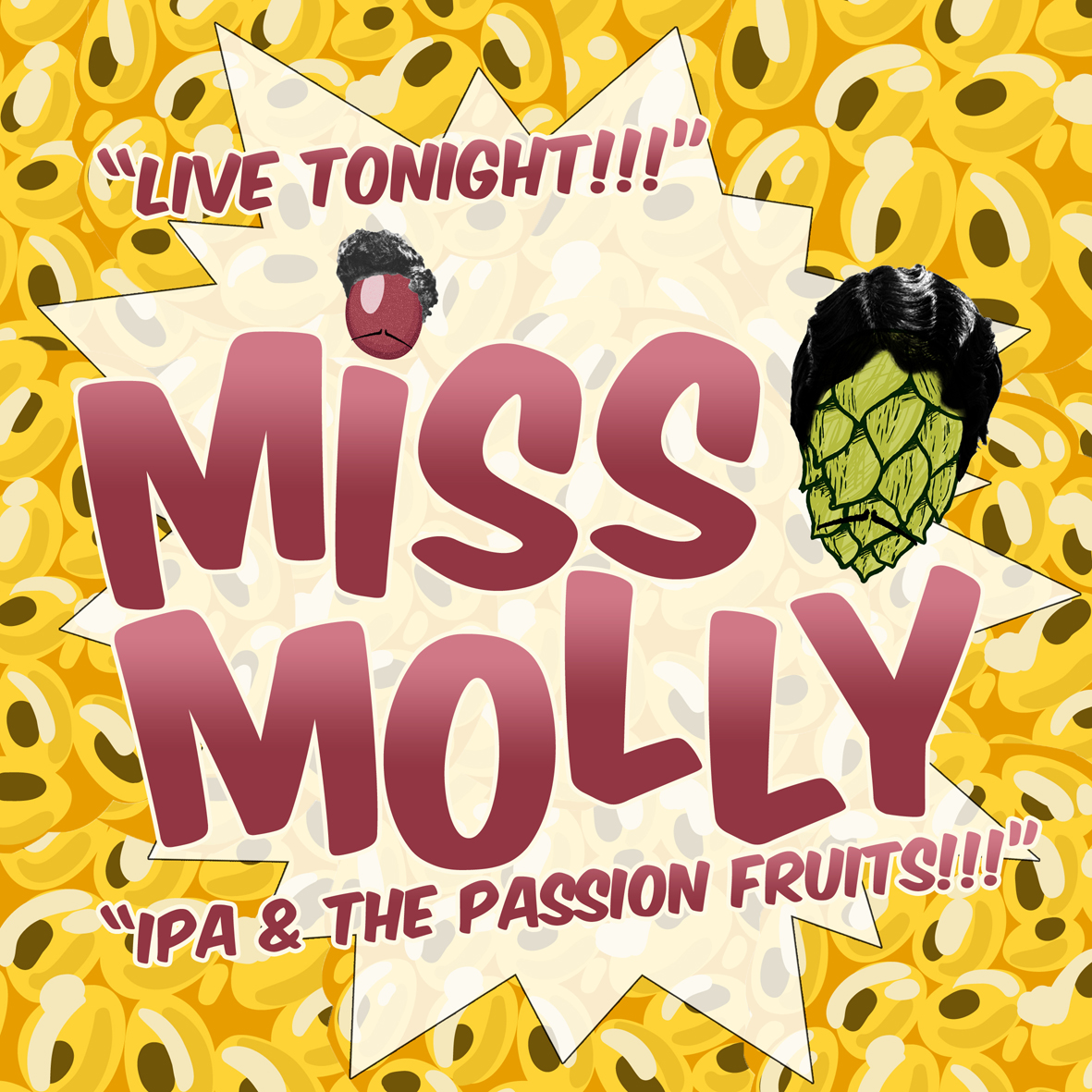 MISS MOLLY FRUIT IPA