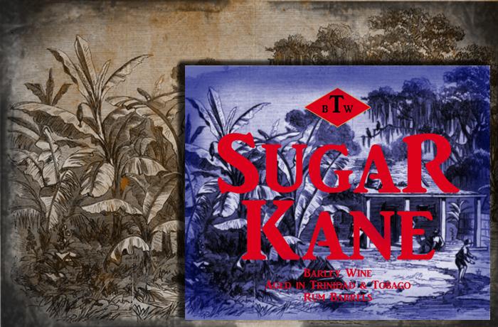 Sugar Kane Rum Barrel Aged Barley Wine