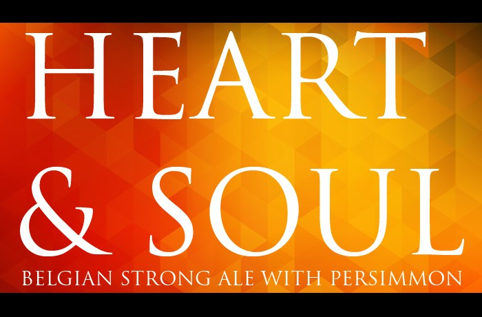 Heart & Soul – Persimmon Strong Ale