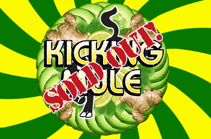 Kicking Mule Spicy Saison
