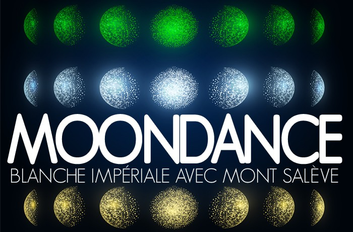 Moondance Imperial Blanche