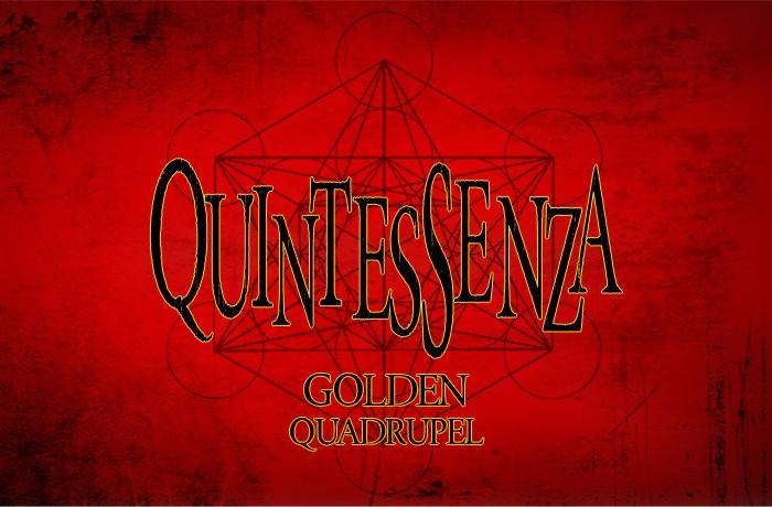Quintessenza Golden Quadrupel