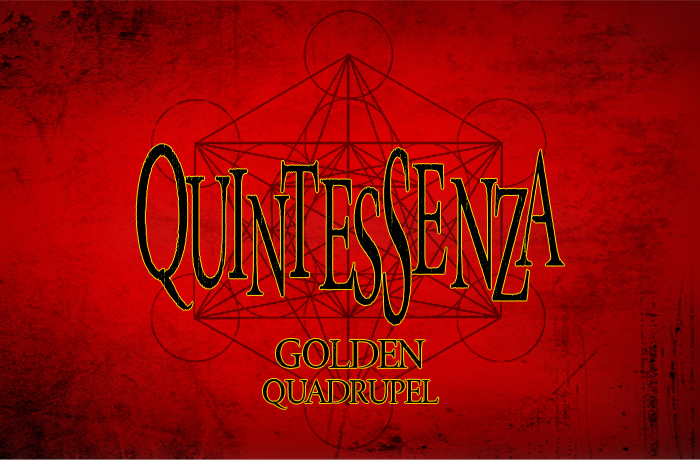 Quintessenza Golden Quadrupel