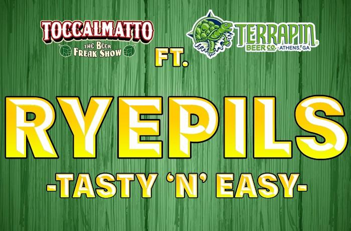 Rye Pils Ft. Terrapin