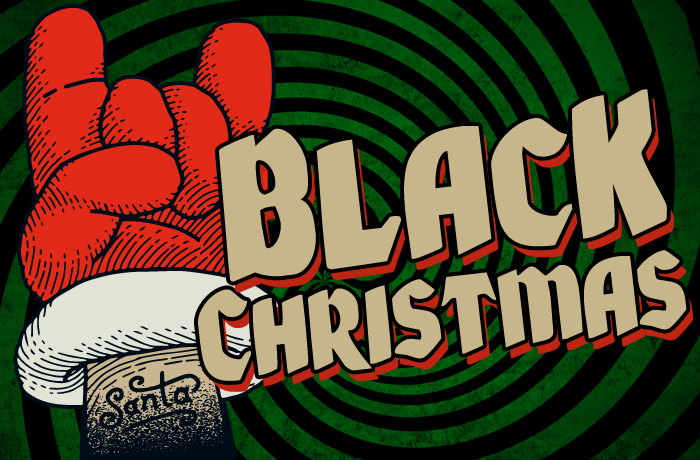 Black Christmas Imperial Porter