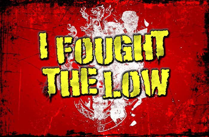 I Fought The Low – Italian India Pale Lager