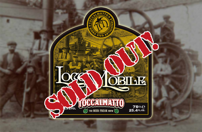 Locomobile Sour Farmhouse