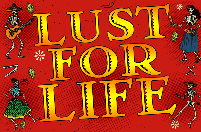 Lust For Life – American Amber Ale