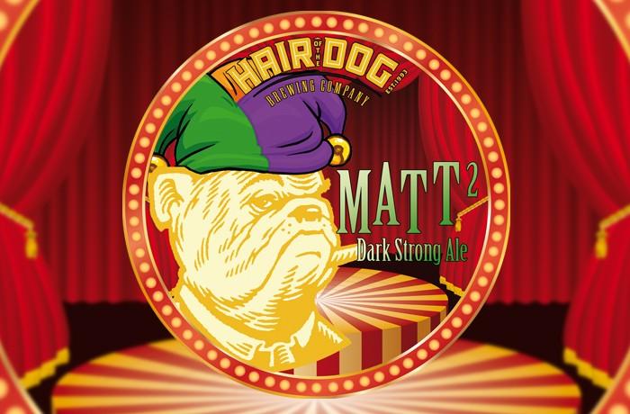 Matt2 Dark Strong Ale