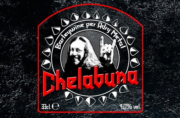 Chelabuna – Barley Wine per Adrimetal