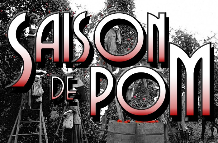 Saison de Pom – Apple Farmhouse