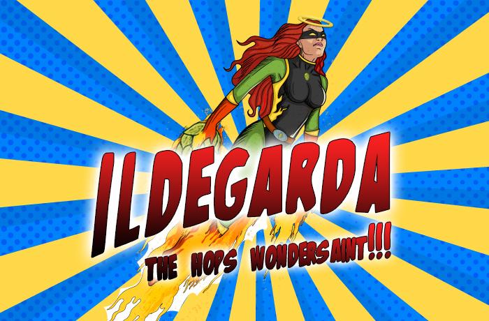 Ildegarda – Imperial Hoppy Saison
