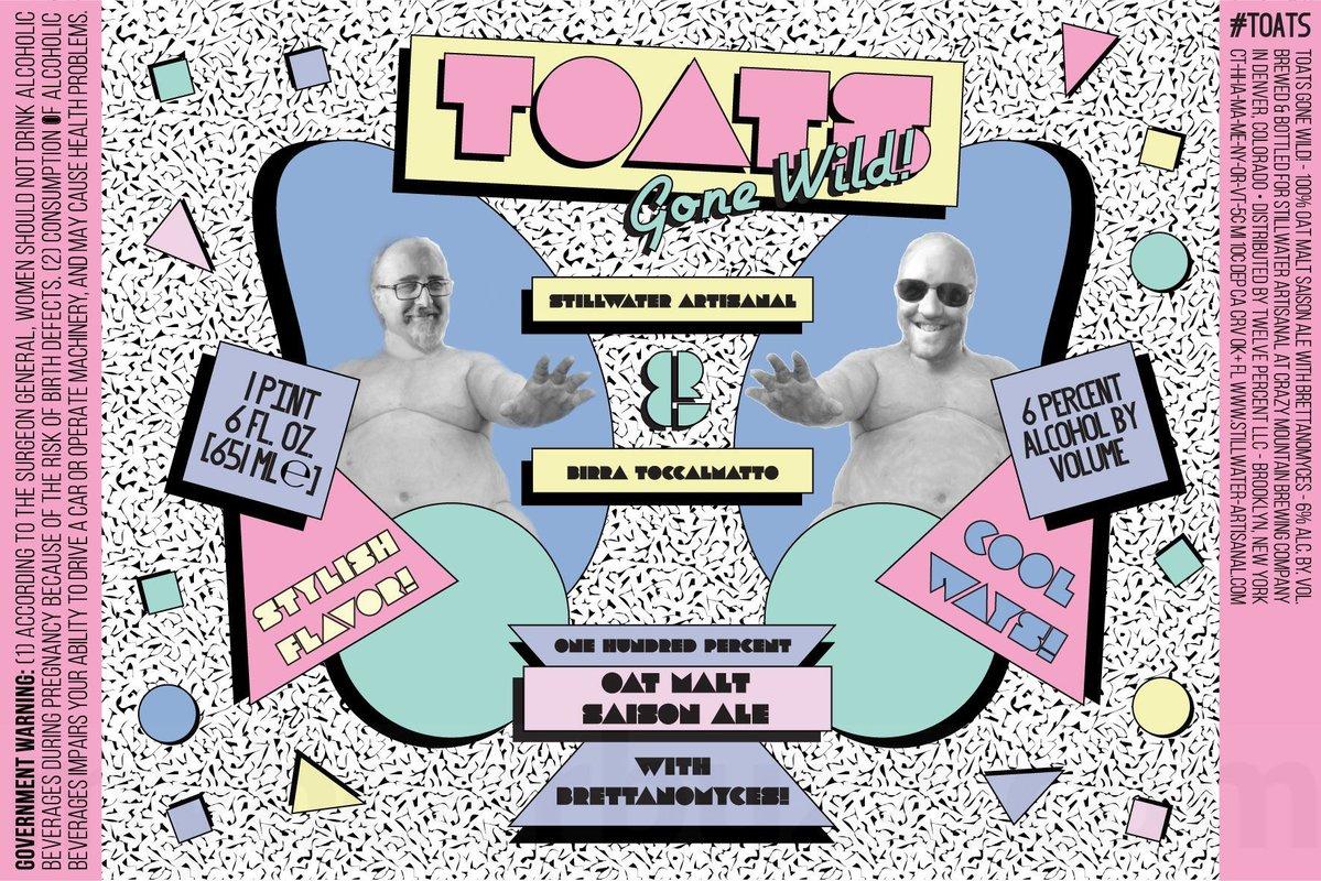 "TOATS GONE WILD! – Una chiacchierata con Brian ""Stillwater"" Strumke"