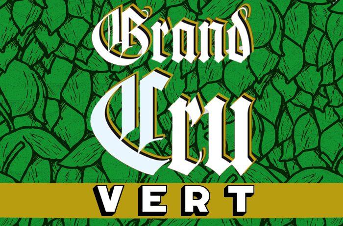 Grand Cru Vert – Hoppy Belgian Strong Ale
